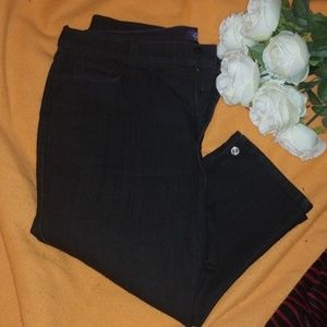 ny dj plus jeans ankle length